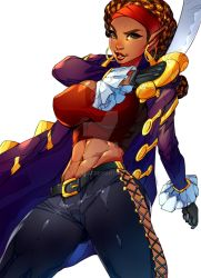 Zephyr The Black! Bermurees Pirate Captain! by StalinDC