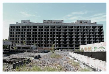 Demolition site by marcis