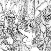 TYRA - This could be a problem -Prelim by nathanscomicart