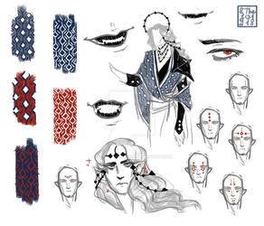 Melkor Concepts by the-flying-beetle