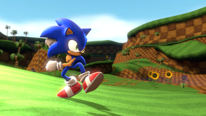 Green Hill V2 for SFM and Gmod by Hyperchaotix