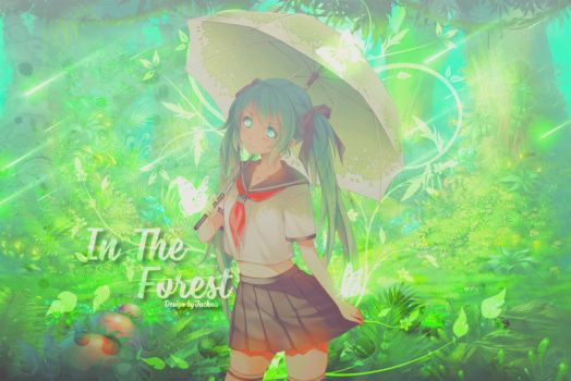 In The Forest by Jacknis