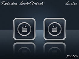 Rotation Lock-Unlock for iPhone 4 by JDL16