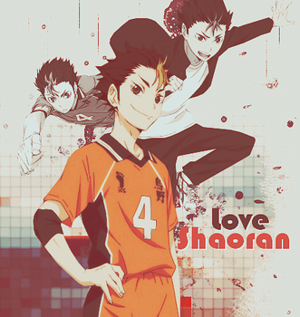 Haikyuu! - ID by LoveShaoran