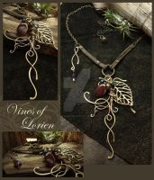 Vines of Lorien by LuthienThye