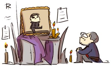 dishonored, doodles 61 by Ayej
