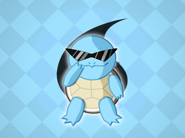 Starter Pokemon Collab - Squirtle by TPTyfE