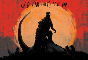 GOD CAN (NOT) SAVE YOU by Pulsarium