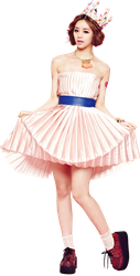 Hyeri (Girl's Day) PNG Render by classicluv
