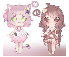 Adoptable #10-11 (Closed) by Mp--Adopts