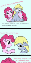 Derpy's Crush by GarlandGala