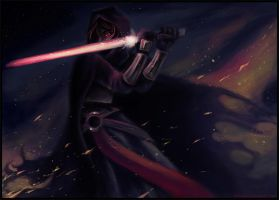 Darth Revan by nnaj