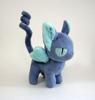 Suppi Chibi Plush by Yukamina-Plushies