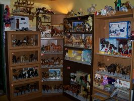 My Breyer Collection 9-20-10 by Lovely-DreamCatcher