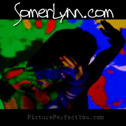 Somer Lynn Glowtography by AbstractDreams