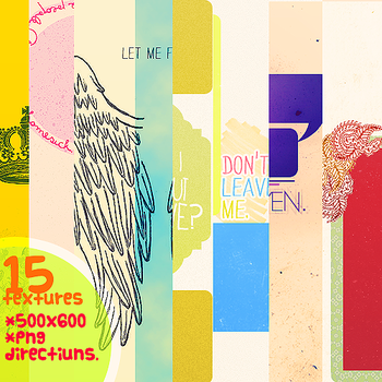 15 textures by directiuns