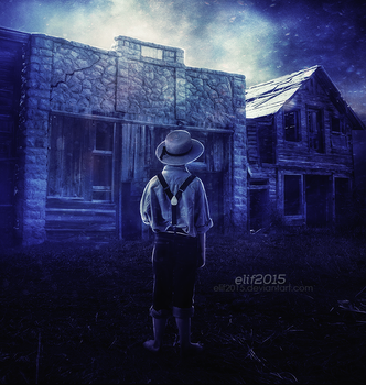 Mysterious House by EliF2015