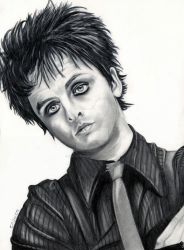 Billie Joe Armstrong by EmilyHitchcock