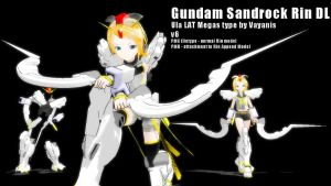 MMD - Gundam Sandrock Rin Download by AddestorionVayanis