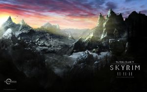 TES V: Skyrim - Yet Another Day in the North by Bejusek