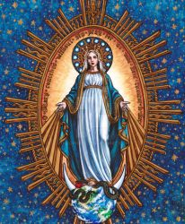 Our Lady of Grace: Queen of the Miraculous Medal by Theophilia