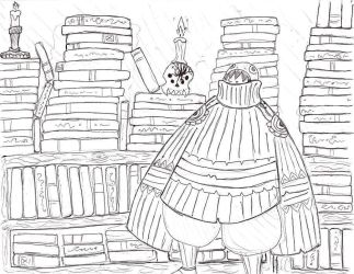 Books by Elemental-Magus