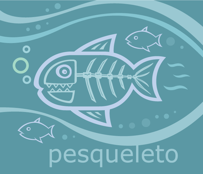 Pesqueleto by RustyScratchy
