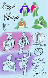 Kappa Villiage--AU by TiGGs96