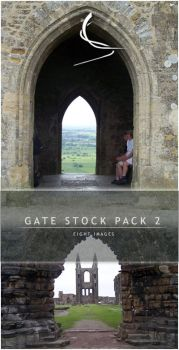 Gate Stock Pack 2 by little-stock