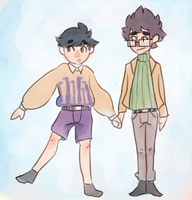 Aesthetic Boys by rocteh