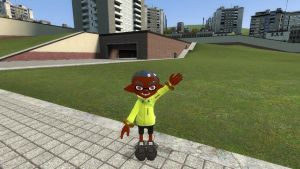 First ever GMOD picture by JamaicanHedgie08