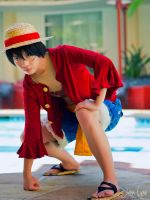 Luffy Second Gear by SNTP