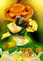Click OR TREAT by sutja