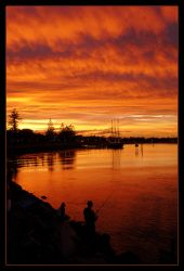 Port Macquarie Christmas Eve 2 by wildplaces