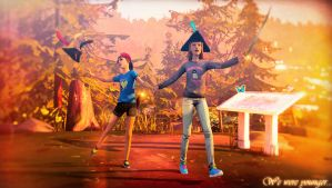 Life is Strange - We were younger by Mike-Kossi