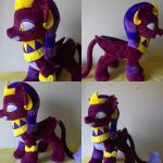 mlp plush - Sphinx by Masha05