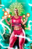 KEFLA DRAGON BALL SUPER by killbiro