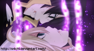 Zeref and Mavis (533,532) by S4chi