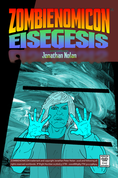 Eisegesis Front Cover by Flying-Tiger-Comics