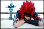 HT Axel - Waiting for IX by KellyJane