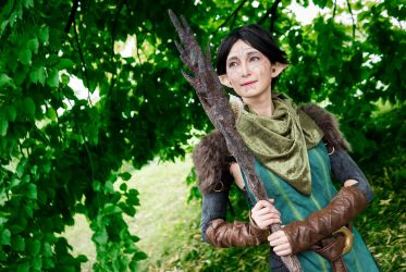 Merrill (Dragon Age) by Arctic-RevoIution