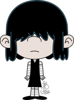 Lucy Loud (6 years old) by C-BArt
