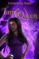 Tarot Queen Book Cover by Raine17