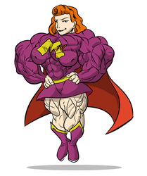 Jane the MTV Superheroine by Guitartist03 by Gijohn20sStash