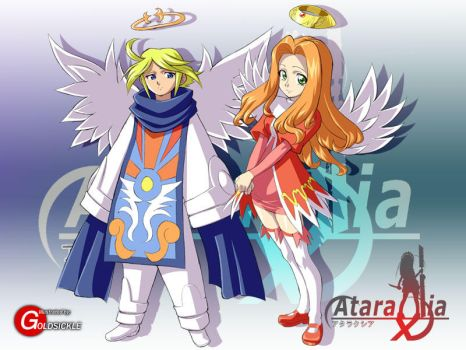 Ataraxia Online: Angelics by Goldsickle