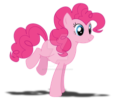 Pinkie Pie by mondecolore