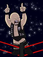 Cause Stone Cold Said So! by NoDiceMike