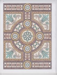 Decorative Tile Coloring Book pg. 13 by TeaCeremony