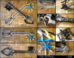 - Oathkeeper and Oblivion - by Anti-Roxas-99