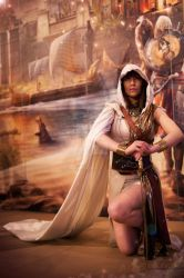 Assassins Creed Origins by LauraCraftCosplay